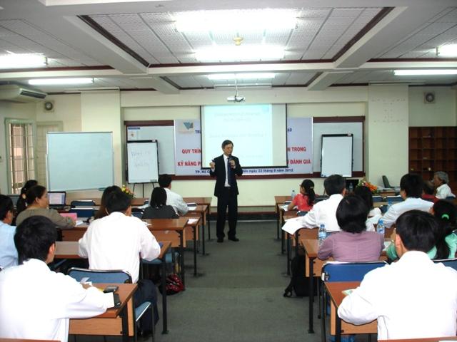 Tập huấn đảm bảo chất lượng trong giáo dục đại học